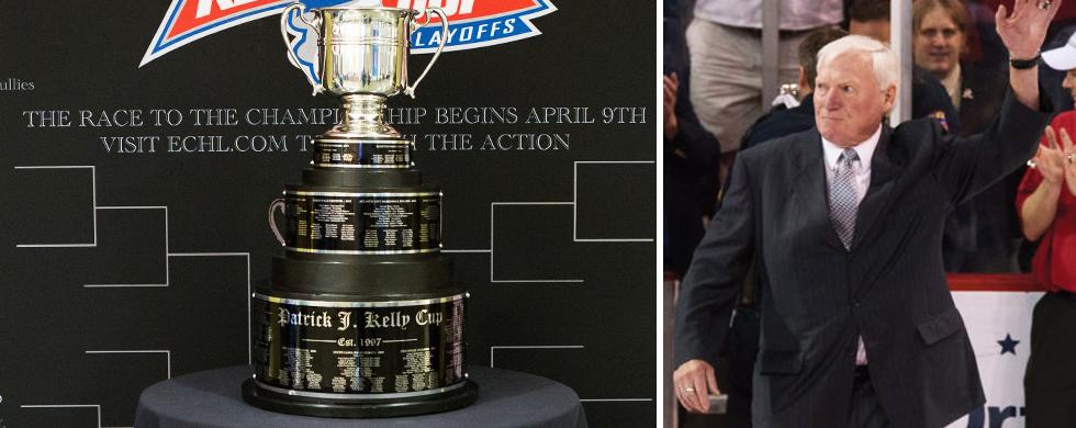 Kelly Cup, Photo by Scott Grau / Toledo Walleye